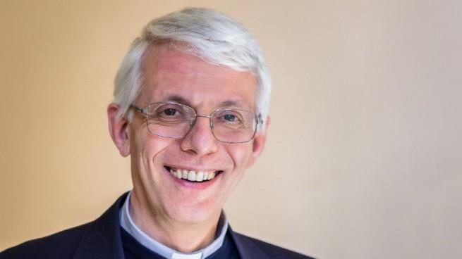 prof. Andrea Bozzolo Rector Magnificus of the Salesian Pontifical University (UPS), Rome