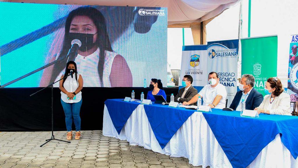 Ecuador - La UPS inicia proyecto de innovación y sostenibilidad que beneficiará a más de 2000 pescadores artesanales
