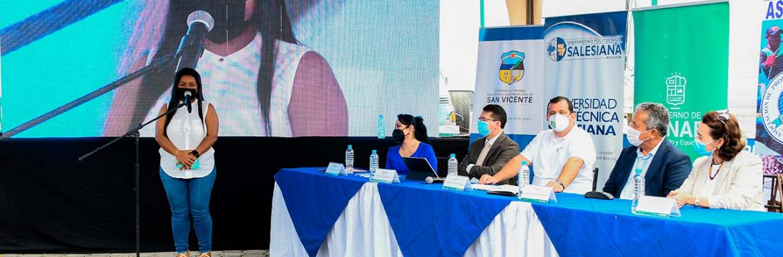 La UPS inicia proyecto de innovación y sostenibilidad de pesca artesanal en Manabí