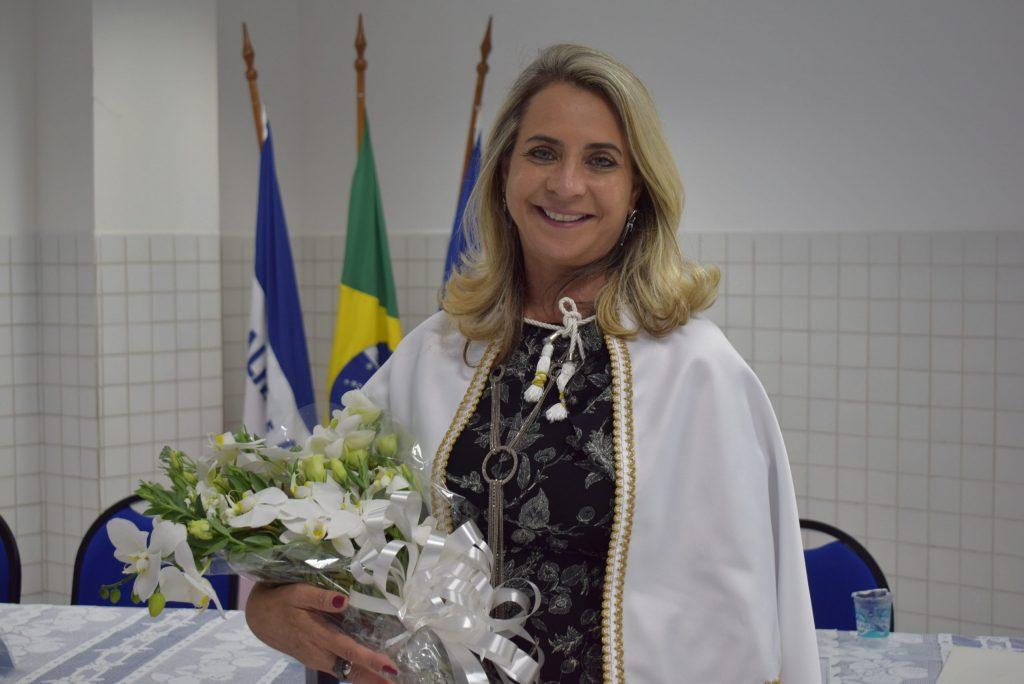 Brasil - Nova reitora do UniSales toma posse em solenidade
