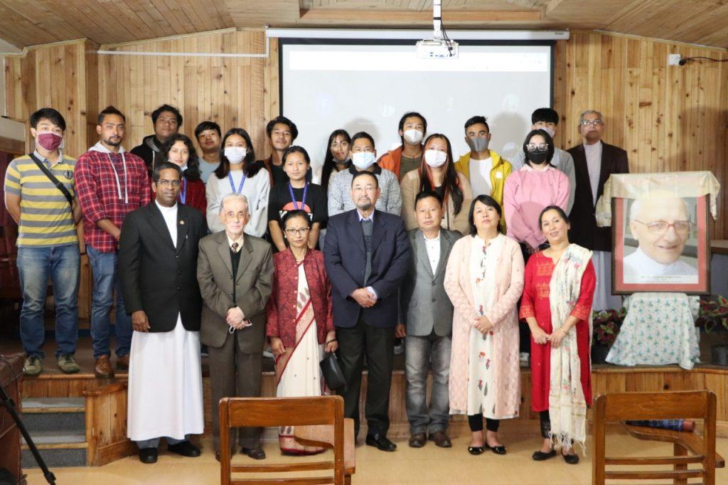 India - 12th Verzotto Memorial Lecture at Salesian College Sonada