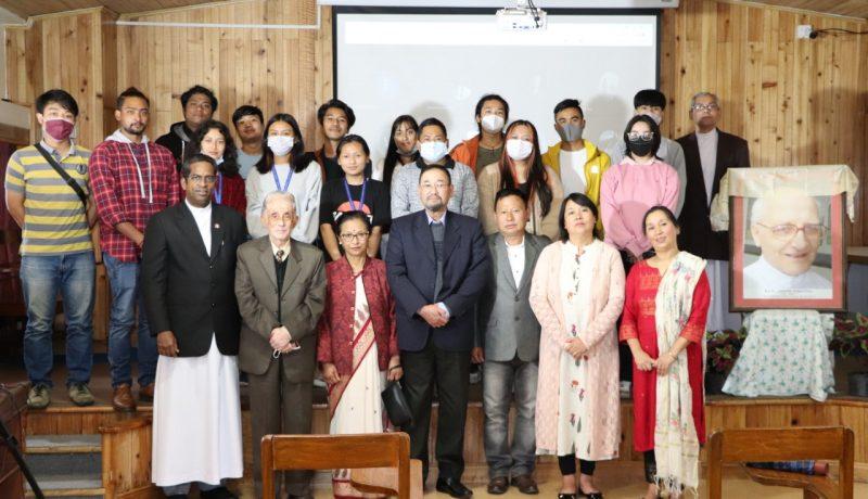 12th Verzotto Memorial Lecture at Salesian College Sonada