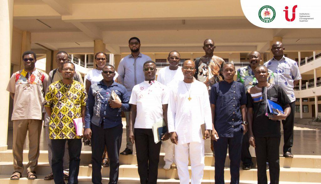 Afrique - Seminare de formation des Enseignants des IUS D' Afrique