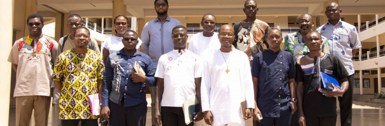 Seminare de formation des Enseignants des IUS D' Afrique, Institutions Salesiennes d'Enseignement Superieur