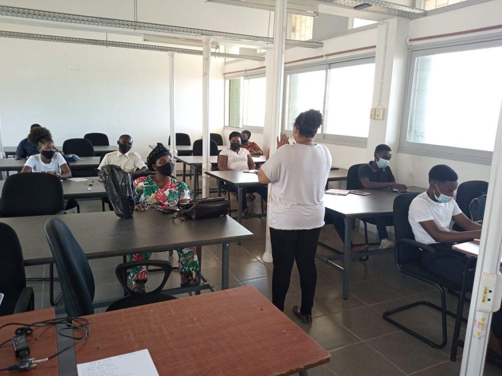 África - Módulo de Ambientação (Instituto Superior Dom Bosco, Maputo - ISDB)