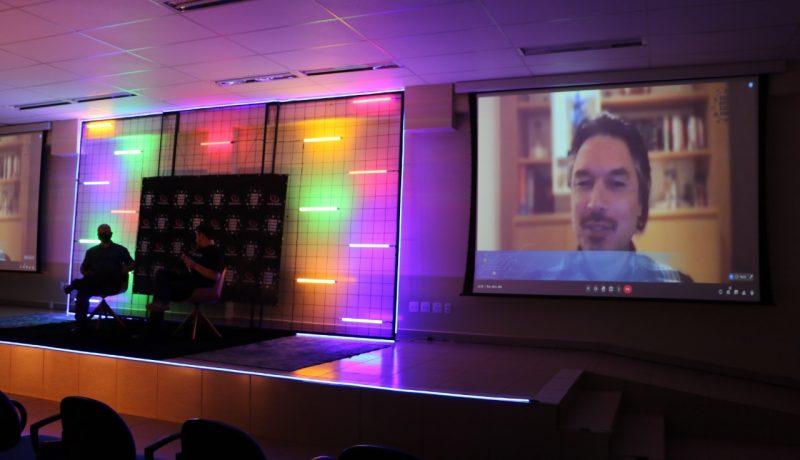evento abertura solene do 1º C.I.T.E (Congresso Internacional de Tecnologia na Educação) do UniSALESIANO